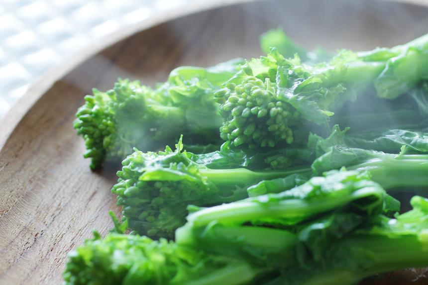 安全な葉野菜を食べるには??