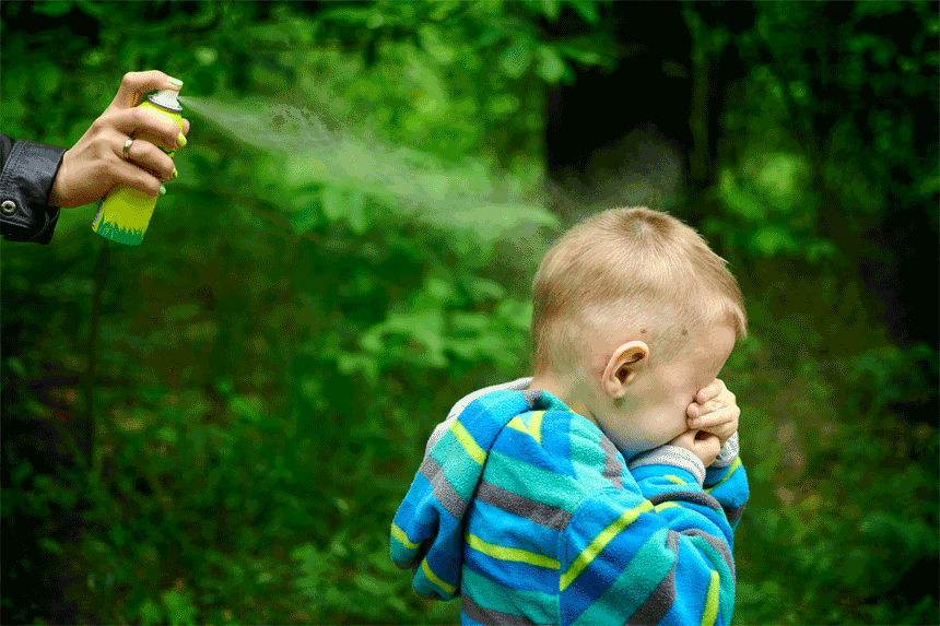 農薬が与える子供の健康への悪影響